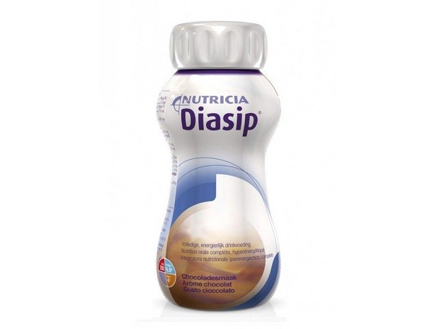 Diasip Diabetico 4X200Gr...
