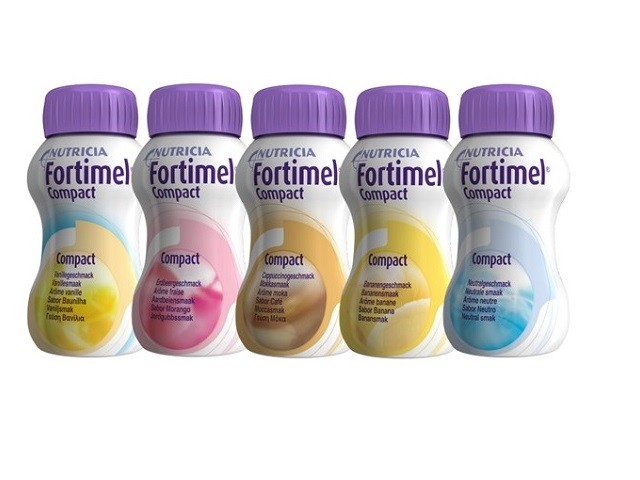 Fortimel Compact 4X125Ml...