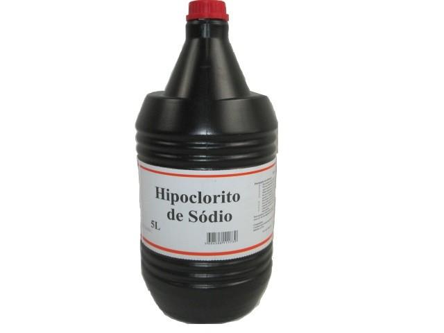 Hipoclorito Sodio Clorosol 5Lt