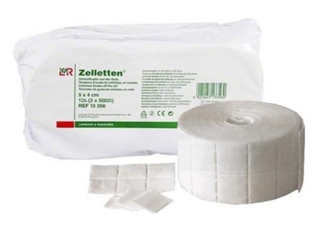 Compressas Celulose 5X4Cm...