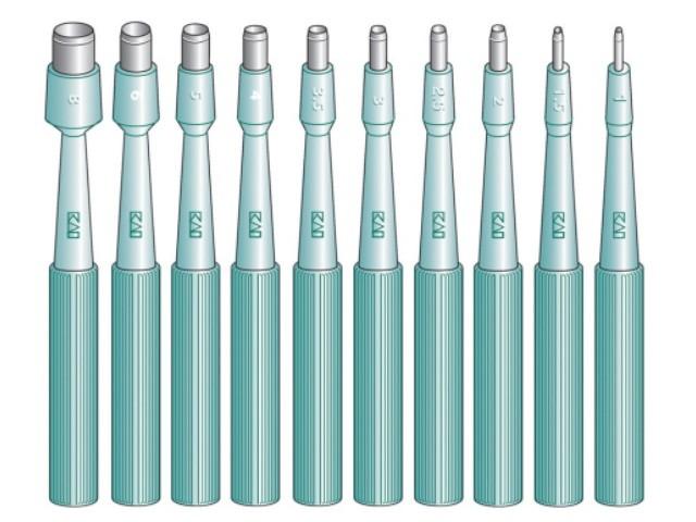 Biopsy Punch 5,0Mm (Cx20)