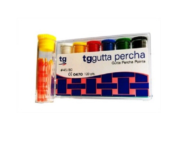 Guttapercha Mm 25 Cx120