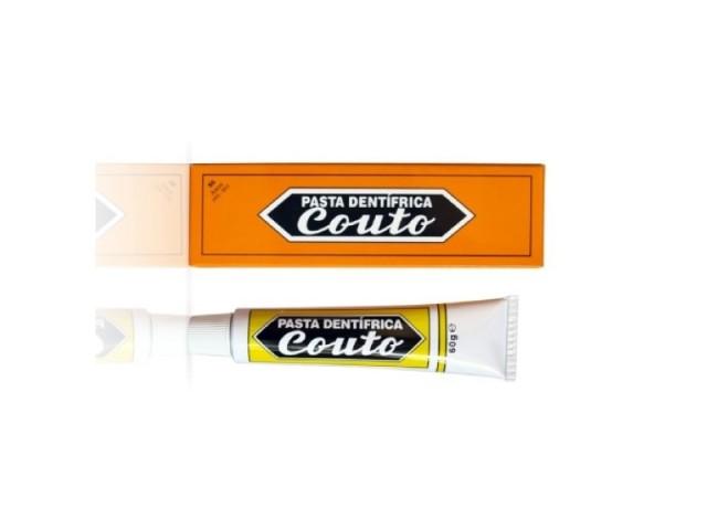 Pasta Dentifrica Couto 60Ml
