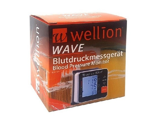 Wellion Wave Medidor Tensao...